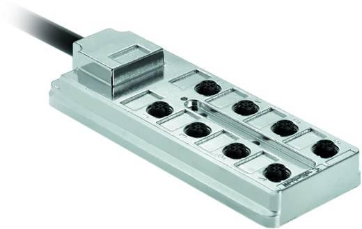 Passieve sensor-/actuatorverdeler SAI-8-FMM-4P M12 10M Weidmüller Inhoud: 3 stuks