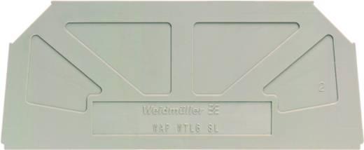 Afsluitplaat WAP WTL6 SL Weidmüller Inhoud: 20 stuks
