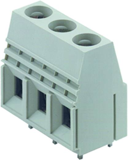 Klemschroefblok 16.00 mm² Aantal polen 8 LU 10.16/08/90 4.5SN GY BX Weidmüller Grijs 20 stuks