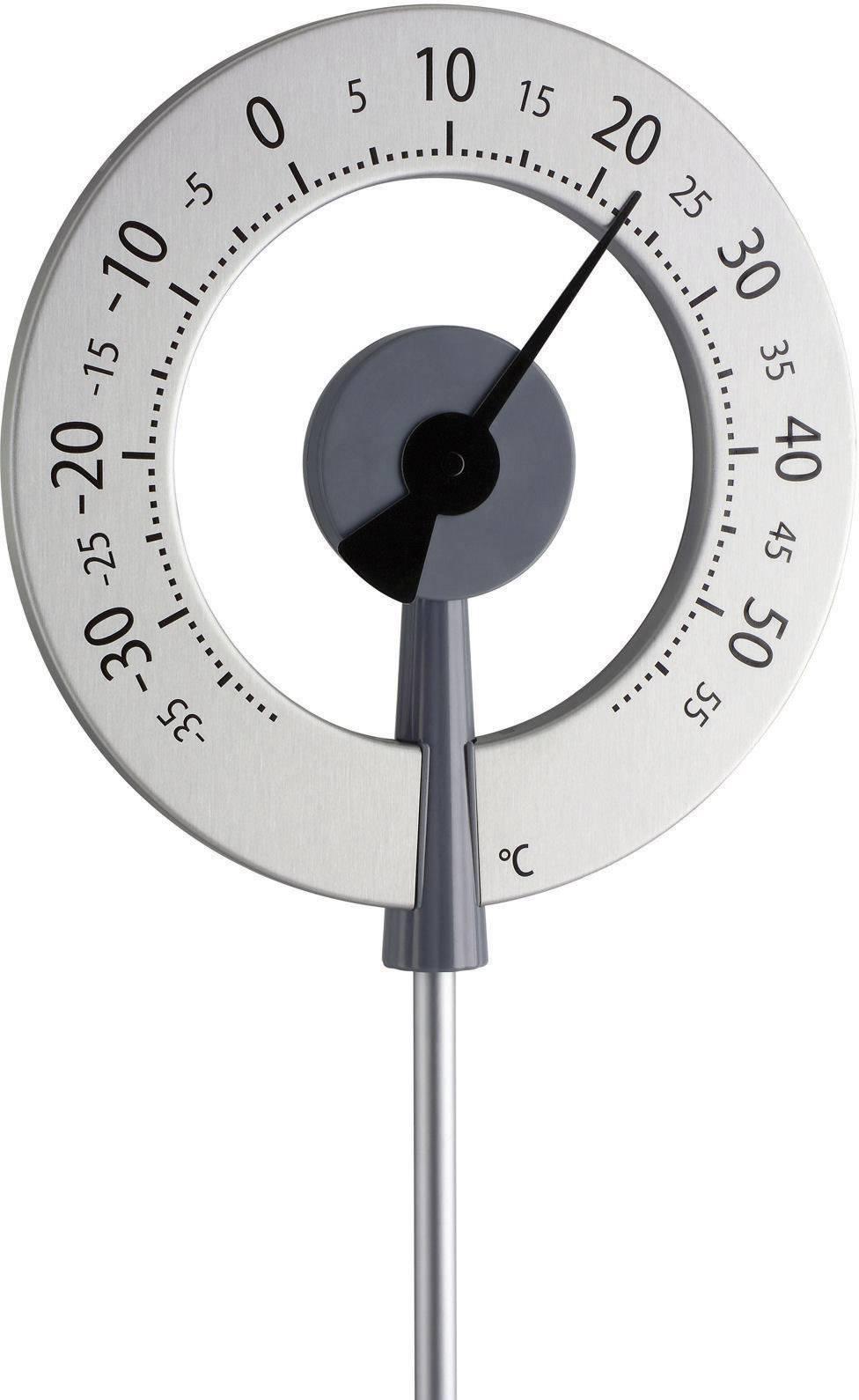 Conrad-TFA Dostmann Lollipop 12.2055.10 Thermometer Voorspelling voor 12 tot 24 uur-aanbieding