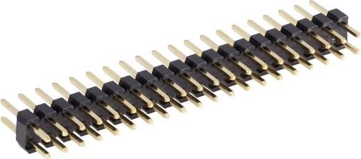 Male header (standaard) Aantal rijen: 2 Aantal polen per rij: 20 BKL Electronic 10120403 1 stuks