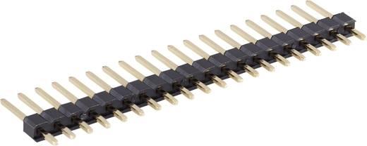 Male header (standaard) Aantal rijen: 1 Aantal polen per rij: 3 BKL Electronic 10120200 1 stuks