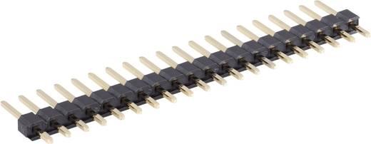 Male header (standaard) Aantal rijen: 1 Aantal polen per rij: 5 BKL Electronic 10120503 1 stuks