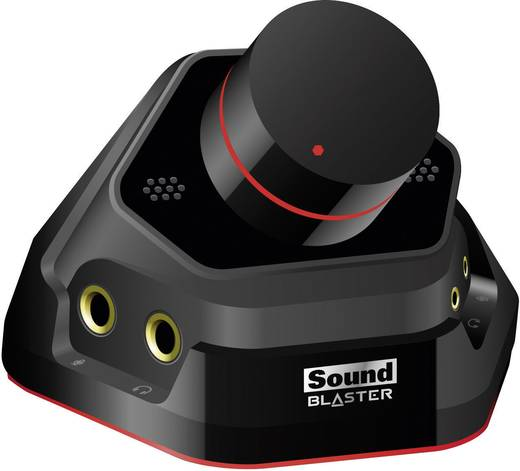 Creative Sound Blaster ZxR audiosysteem