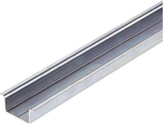 Draagrail TS 35X15/2.3 2M/AL/BK 1848290000 Weidmüller 2 m