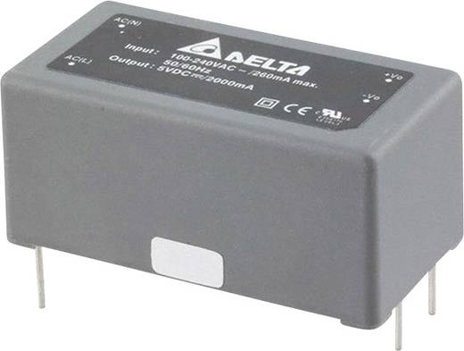 Delta Electronics AA10S0500A AC/DC printnetvoeding 5 V 2 A 10 W
