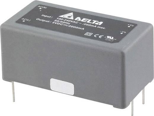 Delta Electronics AA10S1200A AC/DC printnetvoeding 12 V 833 mA 10 W