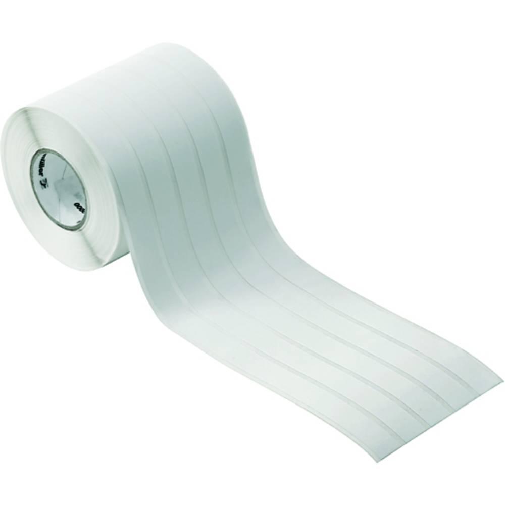 Weidmüller 1096170000 THM EL 15 WS Märkningsystem skrivare Monteringsmetod: Limning Utskriftsområde: 15 x 30000 mm Vit 30 m