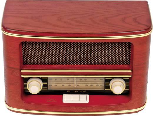 FM Tafelradio Dual NR 1 Middengolf, FM Hout