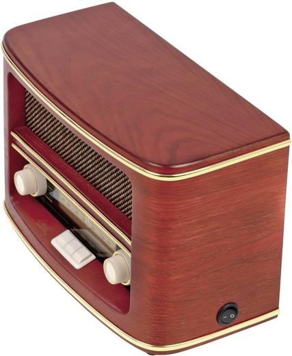 Dual NR 1 FM Tafelradio Middengolf, FM Hout