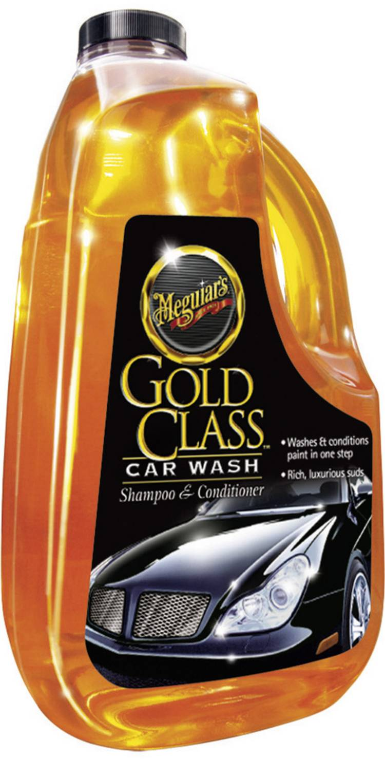 Image of Gold Class Car Wash Shampoo & Conditioner autoshampoo 1892 ml Meguiars G7164