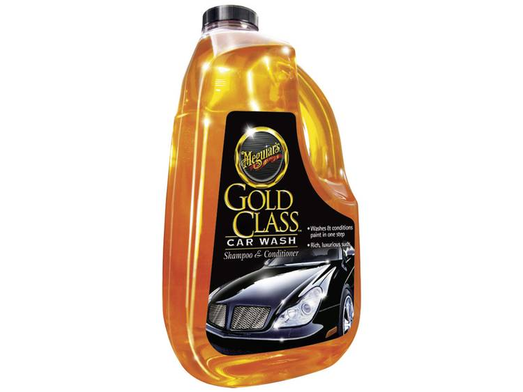 Gold Class Car Wash Shampoo Conditioner autoshampoo 1892 ml Meguiars G7164
