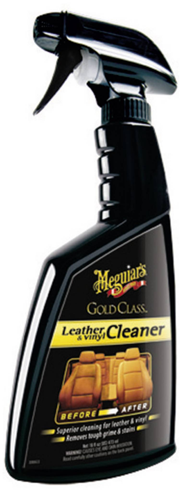 Image of Meguiars Gold Class Leather Cleaner G18516 473 ml