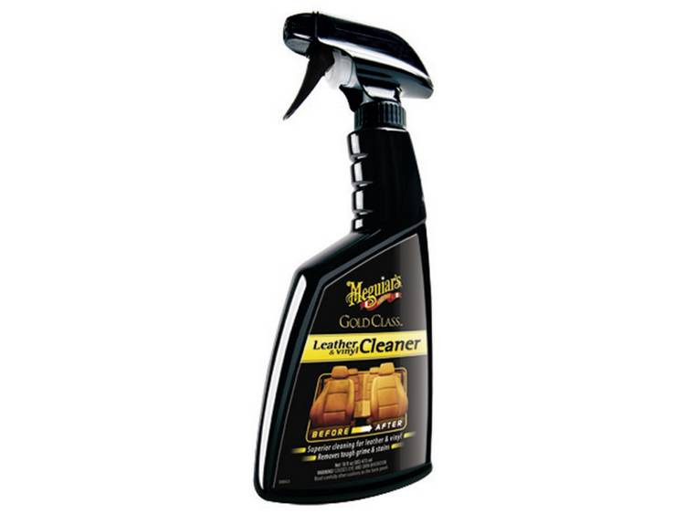 Meguiars Gold Class Leather Cleaner G18516 473 ml