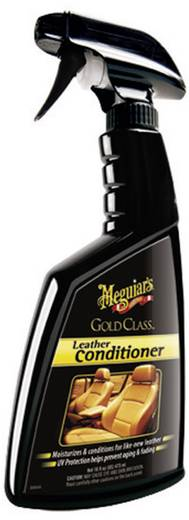 Leerbehandeling Meguiars Gold Class Rich Leather Cleaner & Conditioner G18616 473 ml