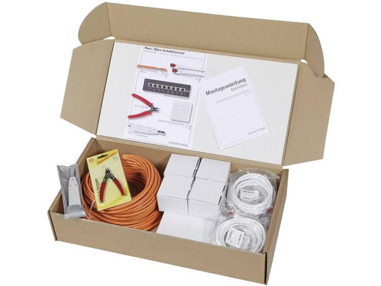 EFB Elektronik N10002.V1-50 Netwerk-installatieset