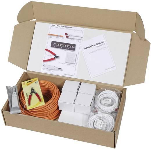 EFB Elektronik N10001.V1-50 Netwerk-installatieset