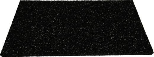 ESD-schuimstof (l x b x h) 150 x 75 x 5 mm Geleidend