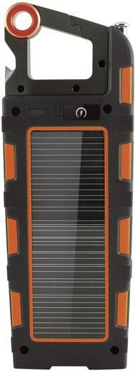 Soulra Raptor SP200 FM Outdoorradio Spatwaterbestendig Oranje