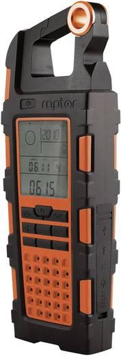 Soulra Raptor SP200 Solar-oplader en multifunctioneel outdoor-apparaat 69537 Raptor SP200