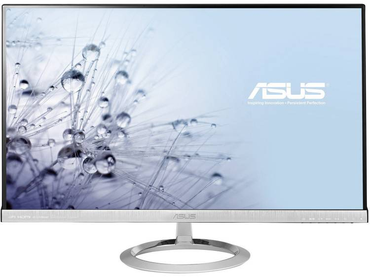 LED-monitor 68.6 cm (27 inch) Asus MX279H Energielabel A+ 1920 x 1080 pix Full HD 5 ms HDMI, VGA AH-IPS LED