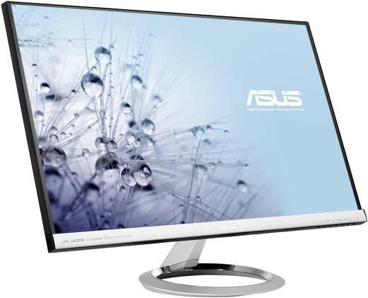 Asus MX279H LED-monitor 68.6 cm (27 inch) Energielabel A+ 1920 x 1080 pix Full HD 5 ms HDMI, VGA AH-IPS LED