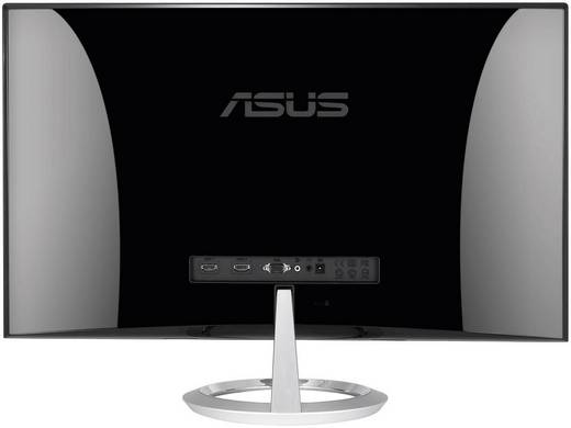 Asus MX279H LED-monitor 68.6 cm (27 inch) Energielabel A+ 1920 x 1080 pix Full HD 5 ms HDMI, VGA AH-IPS LED