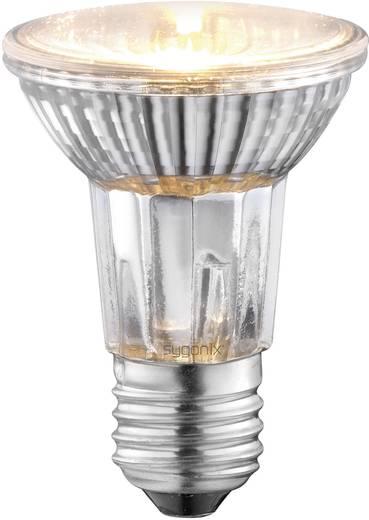 Sygonix Halogeen 85 mm 230 V E27 50 W Warmwit Energielabel: D Reflector Dimbaar 2 stuks