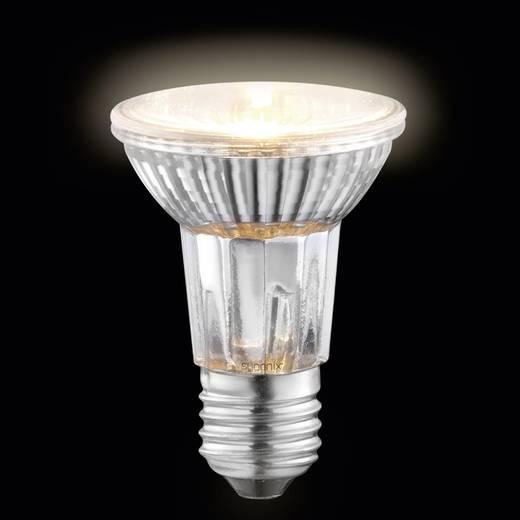 Sygonix Halogeen 85 mm 230 V E27 50 W Warm-wit Energielabel: D Reflector Dimbaar 2 stuks