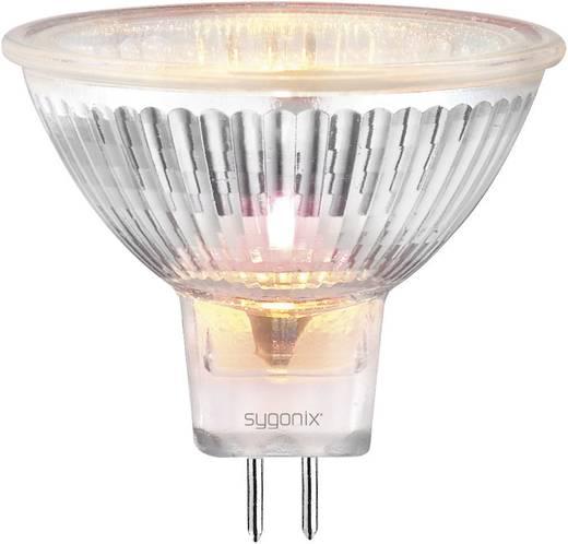 Sygonix Halogeen 49 mm 12 V GU5.3 35 W Warmwit Energielabel: C Reflector Dimbaar 1 stuks
