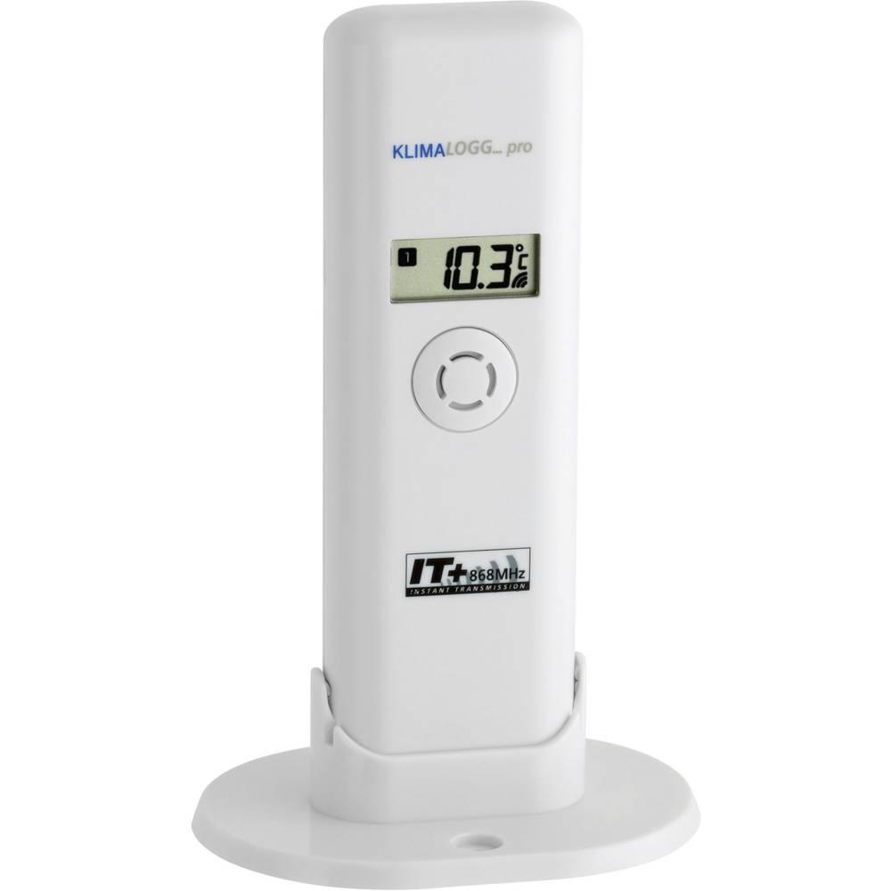 TFA Dostmann 30.3181.IT Trådlös termosensor för KlimaLogg Pro, Passar till TFA 30.3039IT KLIMALOGG best.nr 1240367, TFA 30.3039IT KLIMALO best.nr 1243205, TFA