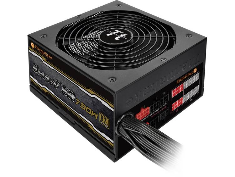 Thermaltake SMART SE 730W PC netvoeding 730 W ATX Zonder certificering