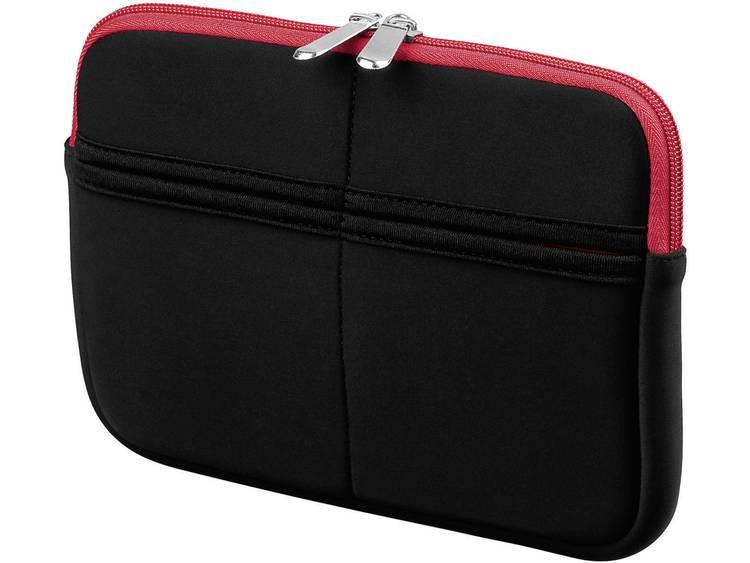 Goobay Sleeve Universele tablet hoes Geschikt voor displaygrootte: 17,8 cm (7) Zwart, Rood