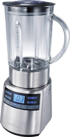 Blender Profi Cook PC-UM 1006 1200 W RVS, Zw