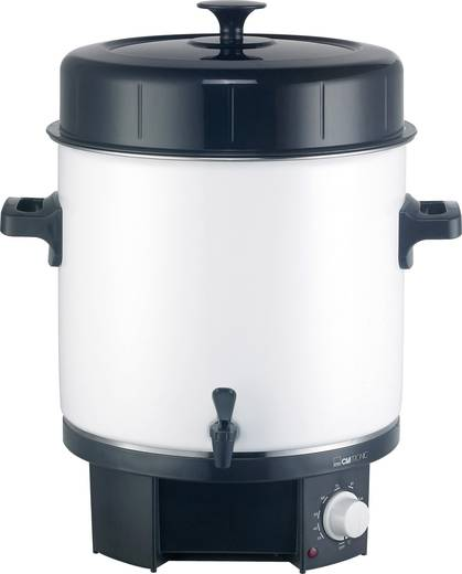 Inmaak-/warme dranken automaat Clatronic EKA 3338 Wit
