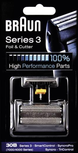 Braun 30B - Kombipack 7000 Scheerblad en trimmer Zwart 1 set