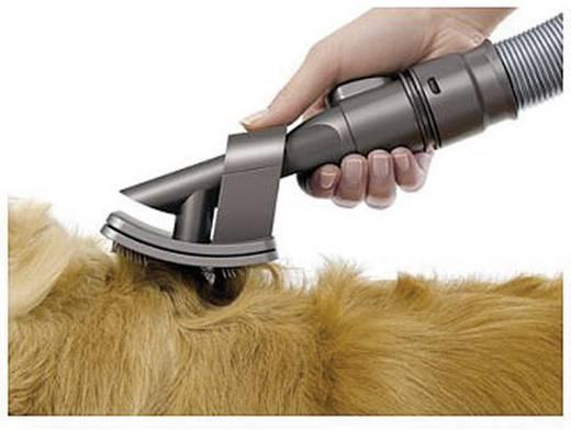 dyson Groom hondenborstel zilver Stofzuigerzuigmond