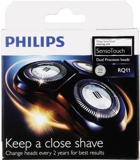 Philips RQ11/50 Scheerkop Zwart 1 set