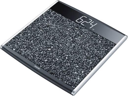 Beurer PS 890 Digitale personenweegschaal 180 kg Kiezel-grijs