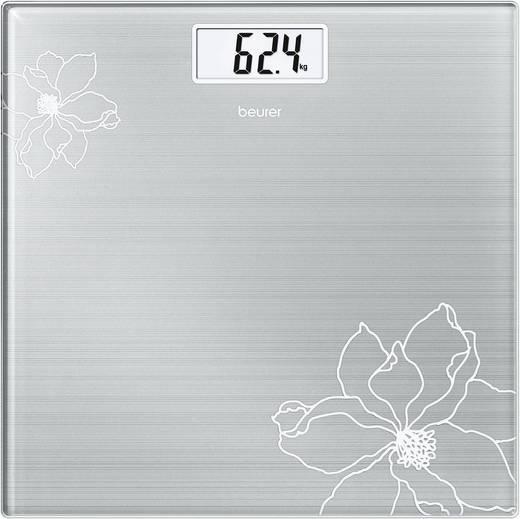 Beurer GS 10 Digitale personenweegschaal 180 kg RVS