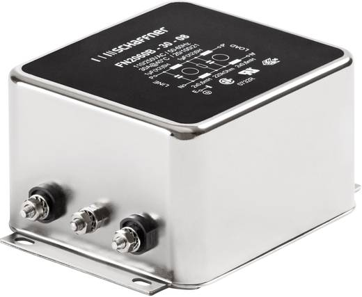 Schaffner FN 2060-3-06 Ontstoringsfilter 250 V/AC 3 A 2.5 mH 1 stuks