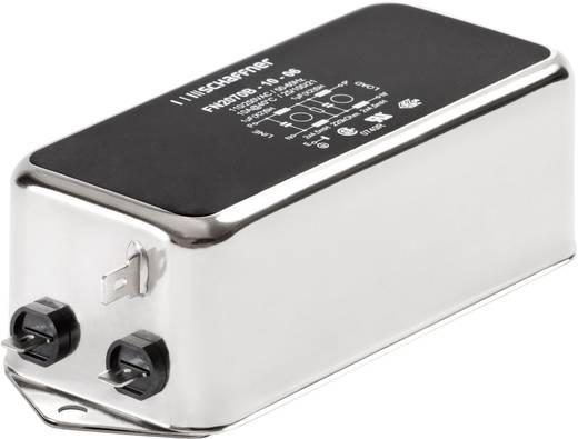 Schaffner FN 2070-3-06 Netfilter Met IEC-connector 250 V/AC 3 A 9.8 mH 1 stuks