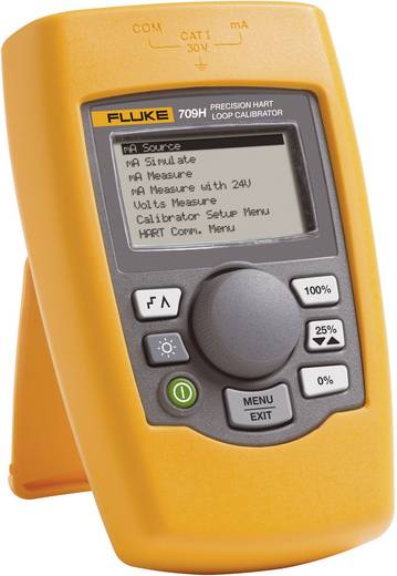 Fluke Fluke-709H Stroomluskalibrator met HART-communicatie, kalibrator, nauwkeurigheid 0,01%
