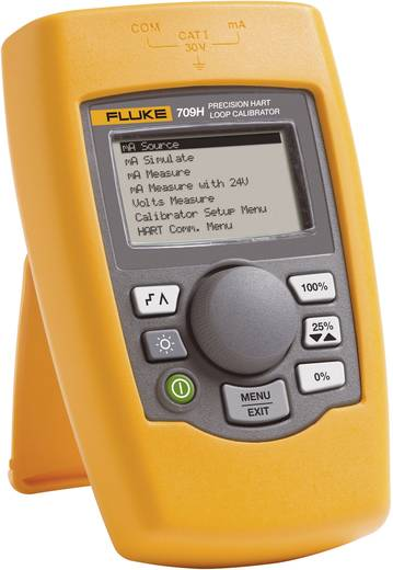 Fluke 709 Stroomluskalibrator, kalibrator, nauwkeurigheid 0,01%