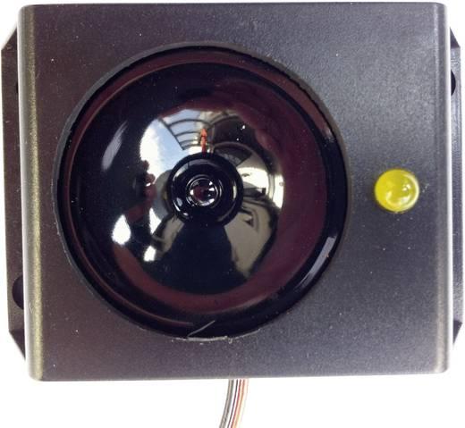 Marterverschrikker SecoRüt Mini Marderschocker High-Power Met flitslicht 12 V 1 stuks