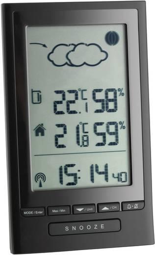 Digitaal draadloos weerstation TFA Funk-Wetterstation Modus Plus Voorspelling voor 12 tot 24 uur