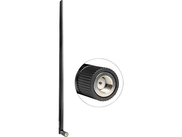 Delock 88450 WiFi staafantenne 2.4 GHz 9 dB
