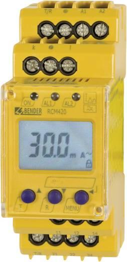 Bender LINETRAXX® RCM420-D-2 Differentiaalstroomrelais RCM420-D-2 10 mA - 10 A