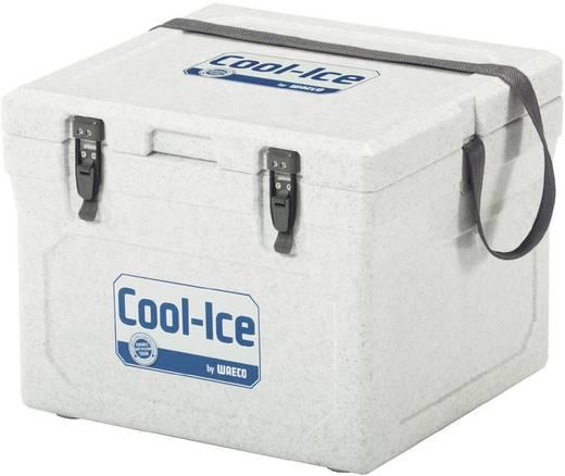 Koelbox Grijs, Blauw, Zwart 22 l Energielabel: n.v.t. Waeco Glacière WCI-22