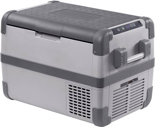 Koelbox 12 V, 24 V, 110 V, 230 V Vriesfunctie Grijs 46 l Energielabel: A++ Waeco CFX 50